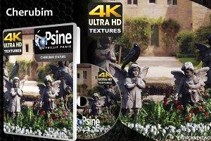 Cherubim Statues