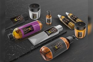 Amber Personal Care Products Bundle