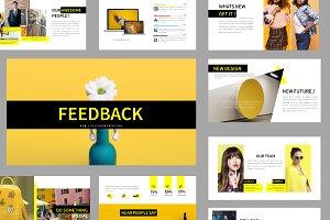 Feedback Presentation Template