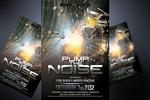 Hardstyle Flyer Template