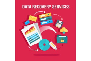 Data Recovery Services Banner