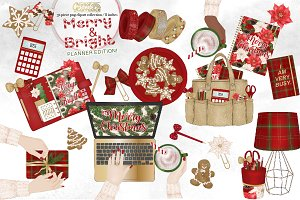 Merry and Bright Planner Edition