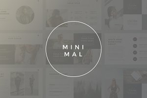 Minimal Google Slides Template