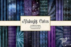 Midnight Circus Textures
