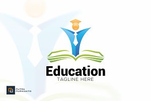 Education - Logo Template