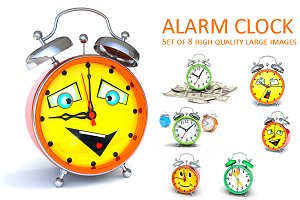 Alarm clock. Set