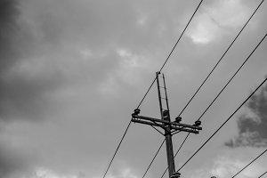 SKY x WIRES