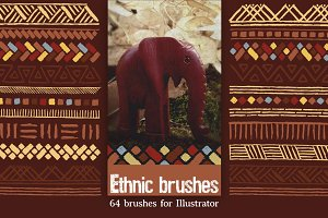 Ethnic brushes