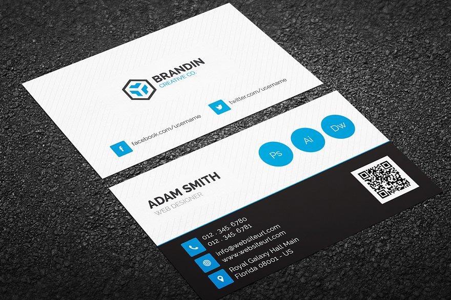 4 Creative Business Cards - Bundle 1 - Business Card Templates ...