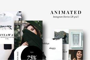 ANIMATED Instagram story-Lifestyle&F