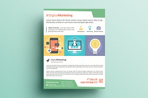 Creative Marketing Flyer V16