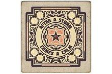 Retro card