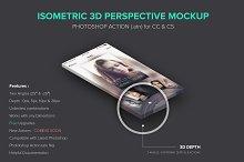 3D render mockup