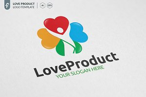 Love Product Logo