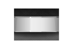 Gray design template covers Abstract