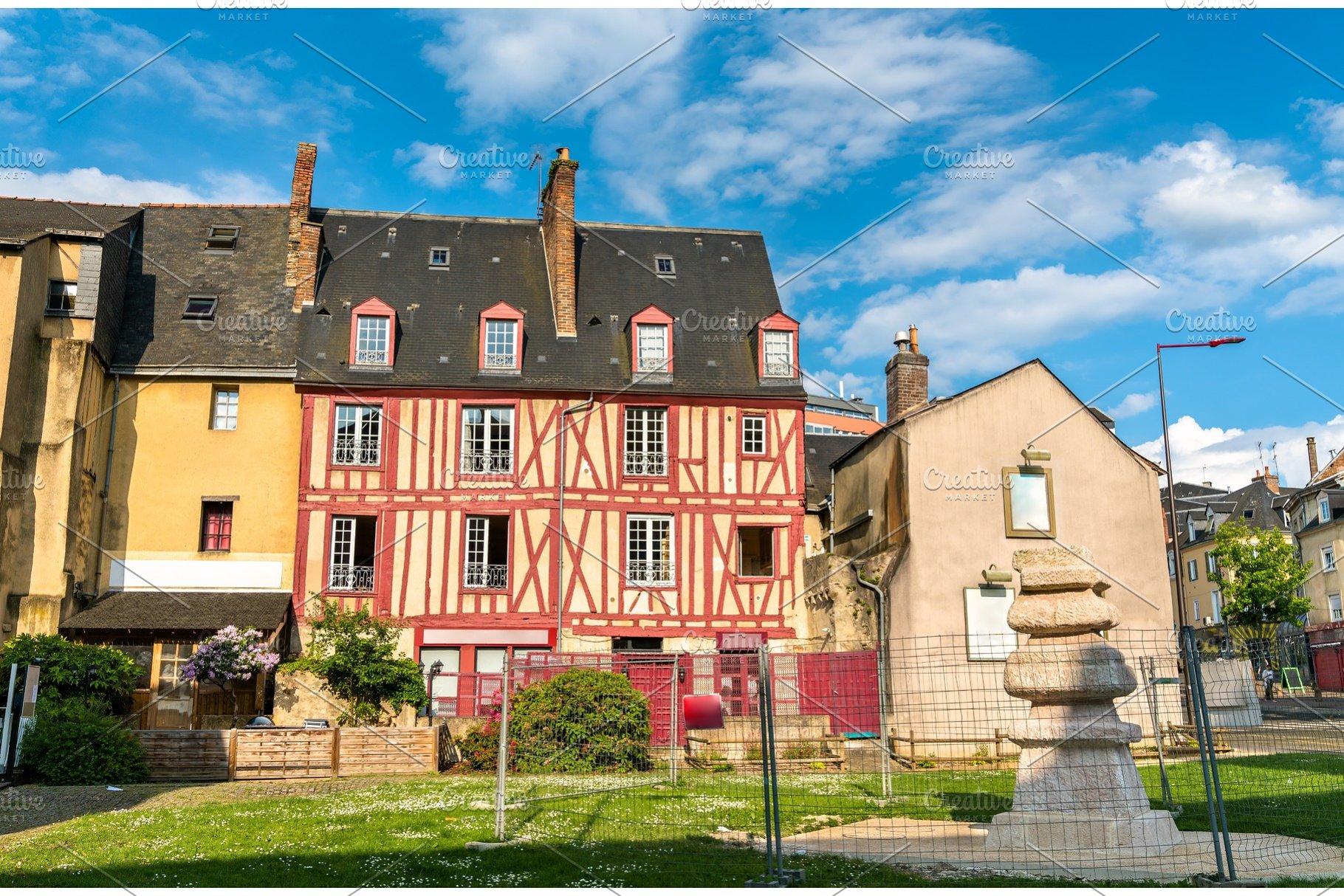 Architecte Le Mans traditional houses in le mans
