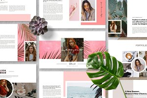 (25% OFF) LEONNA - Keynote Template