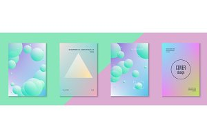 Holographic cover set fluid for