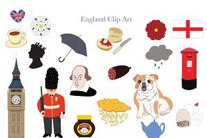 England Clip Art