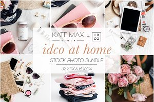 IDCO At Home Stock Photo Bundle
