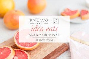 IDCO Eats Stock Photo Bundle