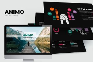 Animo : Architect Keynote Template