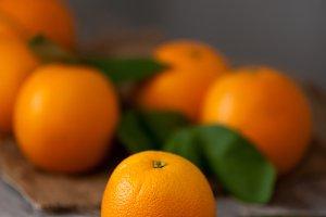 Oranges to make juice