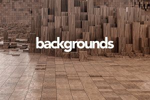 Backgrounds Set - 01