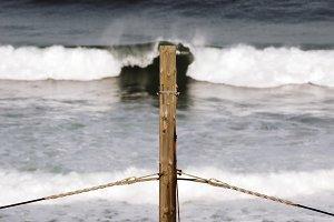 voltage pole and rough sea 3
