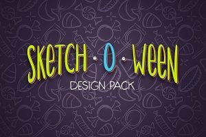 Sketch-O-Ween