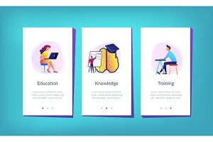 Education and learning style app