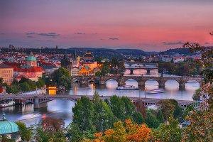 Charles bridge, Karluv most, Prague