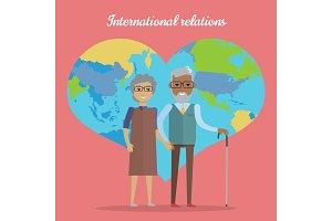 International Relations. Travel in