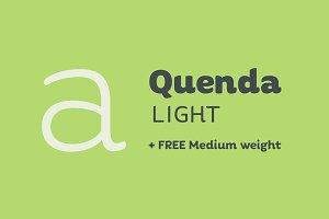 Quenda Light + Medium