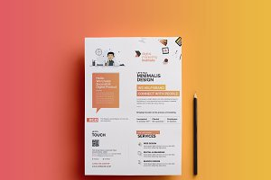 Digital Agency Flyer Template PSD