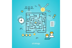 Strategy Business Background