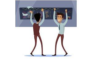 Business Team Work Success Concept