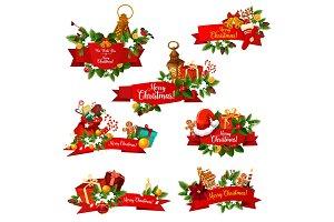 Christmas wish ribbons