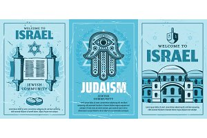 Israel and Judaism religion