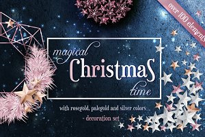 Magical Christmas Time Big Set