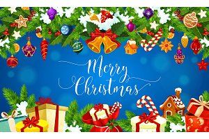 Christmas gifts, Xmas greetings