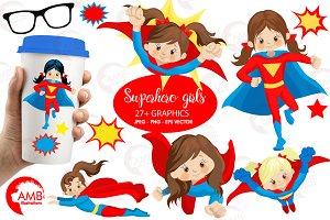 SUPERHERO GIRLS AMB-1033