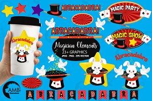 Magic EmbellishmentsClipart AMB-1194