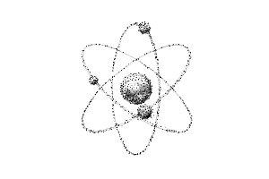 vector molecule symbol