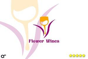 Flower Wines Logos