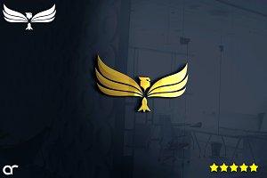 Gold Bird Logos