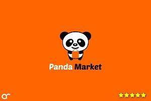 Panda Market Logos