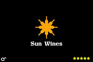 Sun Wines Logos