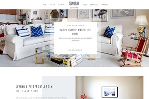 Swish Divi Child Wordpress Theme