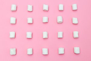 Marshmallows backgrounds.